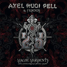 Magic Moments - Vinile LP di Axel Rudi Pell