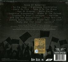 Voice of Rebellion (Digipack Limited Edition) - CD Audio di Pro-Pain