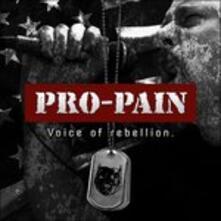 Voice of Rebellion - Vinile LP di Pro-Pain