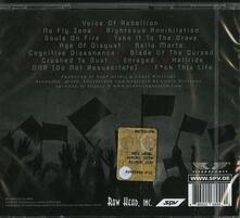 Voice of Rebellion - CD Audio di Pro-Pain