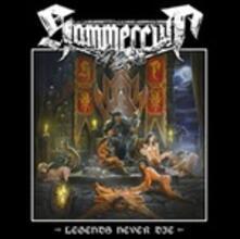 Legends Never Die - Vinile LP di Hammercult