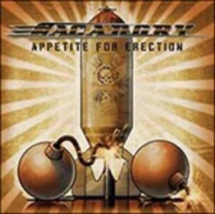 Appetite For Erection - Vinile LP di AC Angry