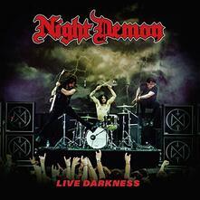 Live Darkness - Vinile LP + CD Audio di Night Demon