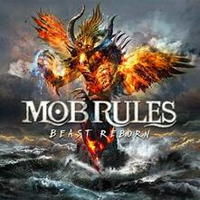 Beast Reborn (Orange Vinyl) - Vinile LP + CD Audio di Mob Rules