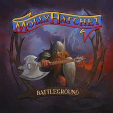 Battleground - CD Audio di Molly Hatchet