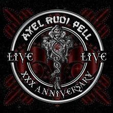 XXX Anniversary Live - Vinile LP + CD Audio di Axel Rudi Pell