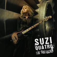 No Control (Yellow Coloured Vinyl) - Vinile LP + CD Audio di Suzi Quatro