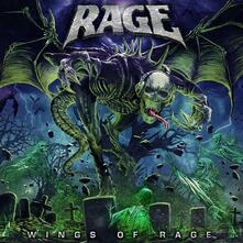 Wings of Rage - Vinile LP di Rage