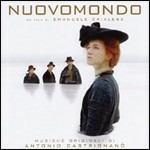 Cover CD Nuovomondo