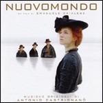 Cover CD Nuovomondo
