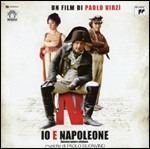 Cover CD Colonna sonora N (Io e Napoleone)