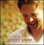 Cover CD Colonna sonora Un'ottima annata - A Good Year