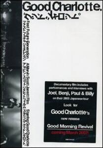 Good Charlotte. Fast Future Generation di Marvin Scott Jarrett - DVD