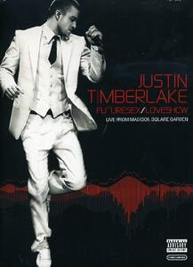 Justin Timberlake. Futuresex / Loveshow From Madison Square Garden (2 DVD) - DVD
