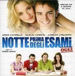 Cover CD Colonna sonora Notte prima degli esami - Oggi