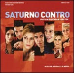 Cover CD Colonna sonora Saturno contro