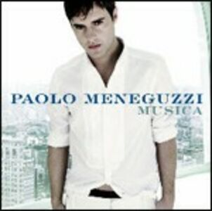 Foto Cover di Musica, CD di Paolo Meneguzzi, prodotto da Around the Music
