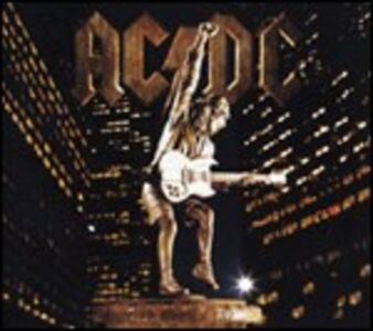 CD Stiff Upper Lip di AC/DC