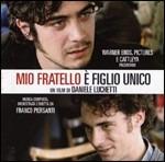 Cover della colonna sonora del film Mio fratello � figlio unico