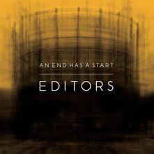 An End Has a Start - CD Audio di Editors