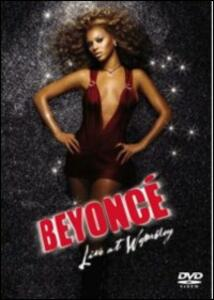 Beyonce. Live At Wembley Stadium - DVD