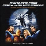 Cover CD I fantastici 4 e Silver Surfer