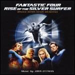 Cover CD Colonna sonora I fantastici 4 e Silver Surfer