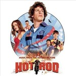 Cover CD Colonna sonora Hot Rod