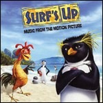 Cover CD Colonna sonora Surf's Up: I re delle onde