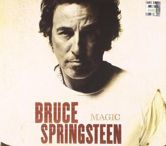Magic - CD Audio di Bruce Springsteen