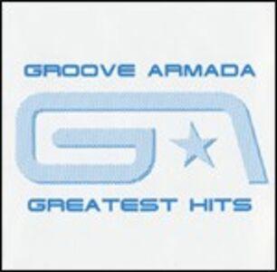 Foto Cover di Greatest Hits, CD di Groove Armada, prodotto da Columbia