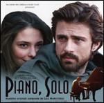 Cover CD Piano, solo