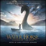 Cover della colonna sonora del film Water Horse - La leggenda degli abissi