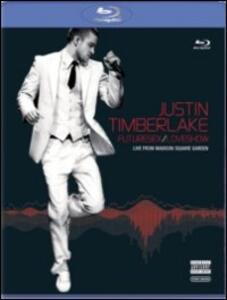 Justin Timberlake. Futuresex / Loveshow From Madison Square Garden - Blu-ray