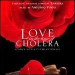 Cover CD L'amore ai tempi del colera
