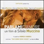 Cover CD Colonna sonora Parlami d'amore