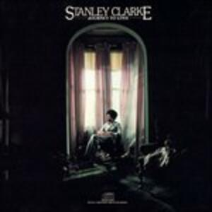 Journey to Love - CD Audio di Stanley Clarke