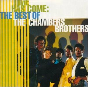 Best of - CD Audio di Chambers Brothers
