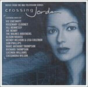 Crossing Jordan (Colonna Sonora) - CD Audio