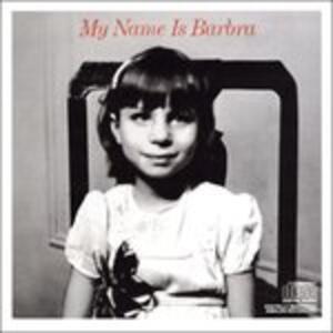 My Name Is Barbra - CD Audio di Barbra Streisand