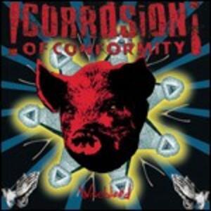 Wiseblood - CD Audio di Corrosion of Conformity