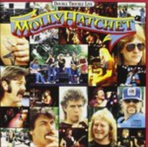 Double Trouble Live - CD Audio di Molly Hatchet