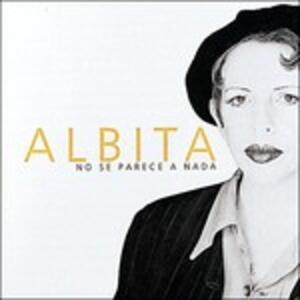 No Se Parece a Nada - CD Audio di Albita