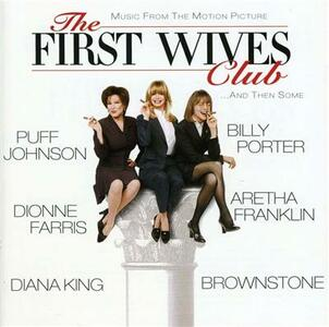 First Wives Club (Colonna Sonora) - CD Audio