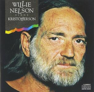 Sings Kristofferson - CD Audio di Willie Nelson