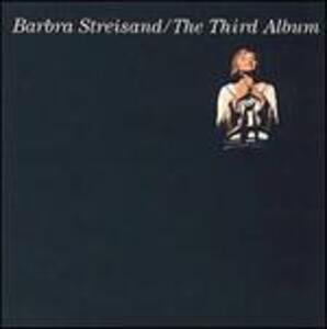 Third Album - CD Audio di Barbra Streisand