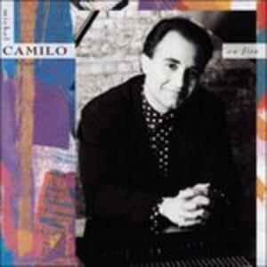 On Fire - CD Audio di Michel Camilo