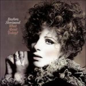 What About Today - CD Audio di Barbra Streisand