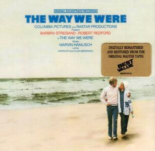The Way We Were - CD Audio di Barbra Streisand