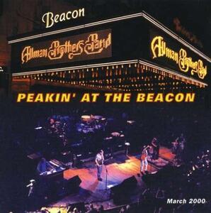 Peakin' at the Beacon - CD Audio di Allman Brothers Band